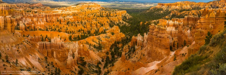 Bryce Canyon Costa Oeste